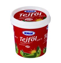 Tolnatej Tejföl vödrös 20% 800g