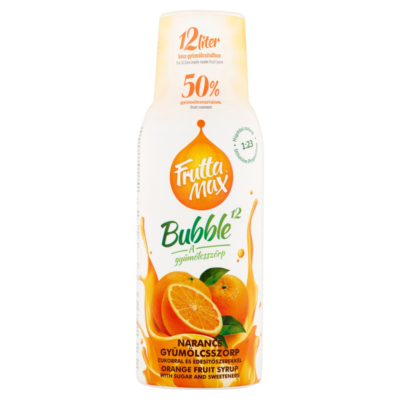 Narancs gyümölcsszörp 500ml