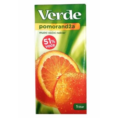 Verde narancs ital 50% 1l
