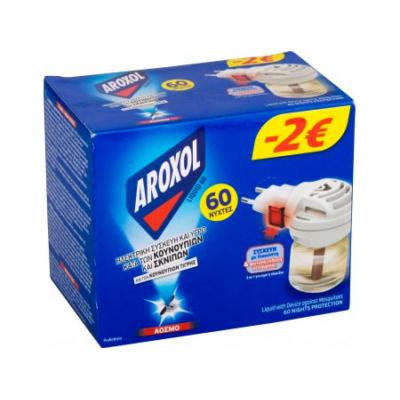 Szúnyogirtó elektromos készülék Aroxol