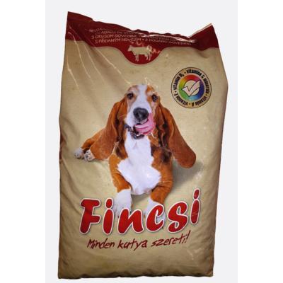 Kutyaeledel száraz Fincsi marhahúsos 10kg