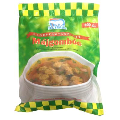 Jégtrade gyorsfagysztott Májgombóc levesbetét 300g