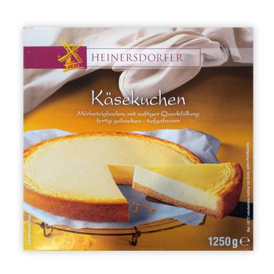 Fagyasztott sajttorta 1250g