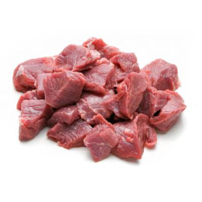 Fagyasztott Marha gulyáshús kockázott