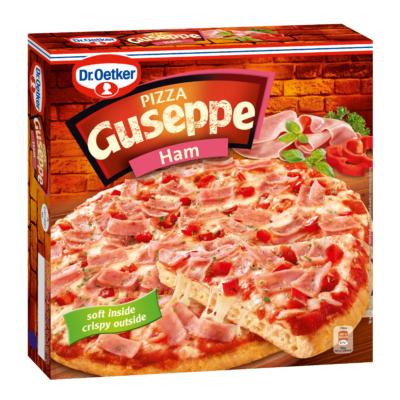 Dr. Oetker Guseppe Sonkás pizza 410g