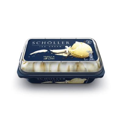 Schöller vanília 1000ml