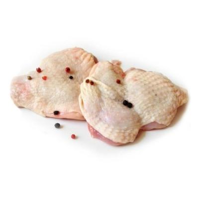 Friss csirke egészcombfilé bőrös, lédig