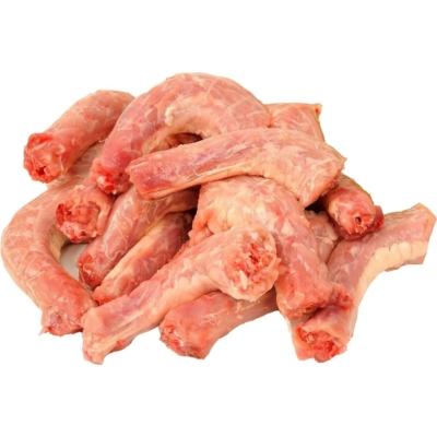 Friss csirkenyak lédig