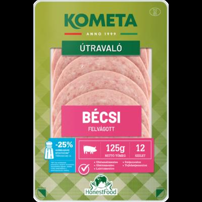 Kometa MF! Bécsi felvágott szeletelt vg. 125g