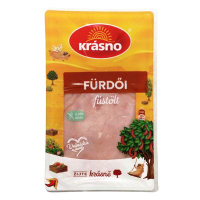 Krasno Fürdői füstölt szeletelt 100g