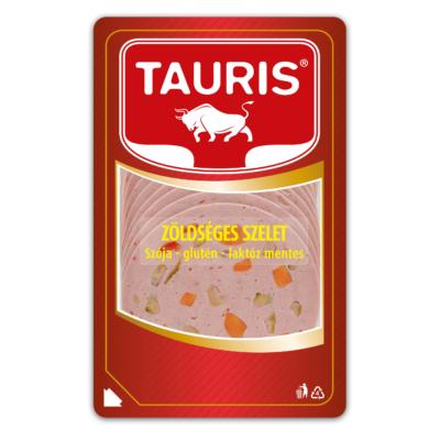 Tauris Zöldséges szeletelt 80g vg.
