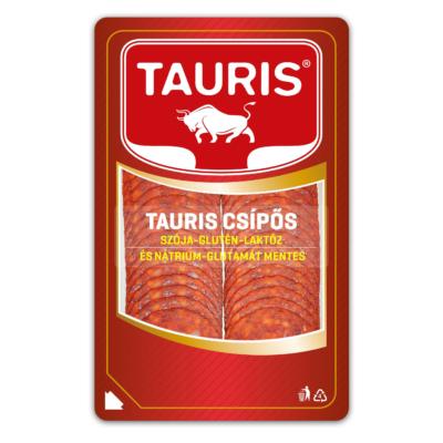Tauris Csípős szeletelt vg. 55g