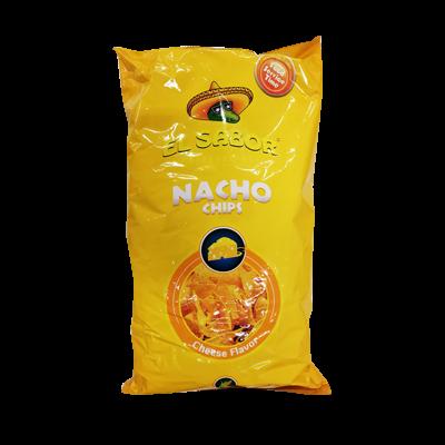 El Sabor sajtos tortilla chips 500g