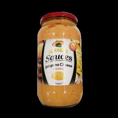 Jalapeno Sajtszósz El sabor 1L