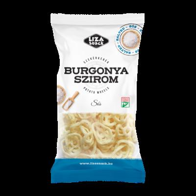 Liza Snack Burgonyaszirom szekérkék sós