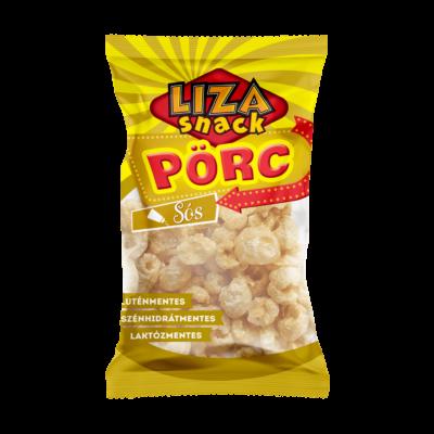 Liza Snack Tepertő pörc sós