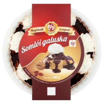 Mazsi Somlói galuska 900g (torta)