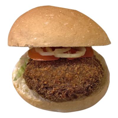 Waffel Fasírtos szendvics