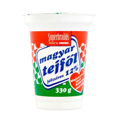 Magyar tejföl 12% 330g