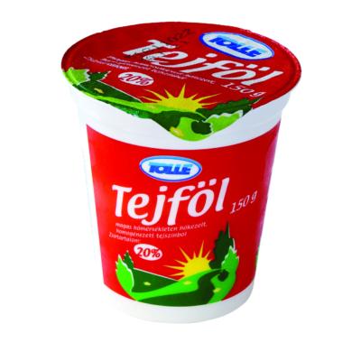 Tolnatej Tejföl 20% 150g