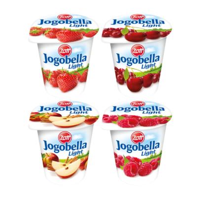 Zott Jogobella Light gyümölcsjoghurt Standard 150g