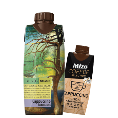 Mizo Coffee Selection Cappucino laktózmentes UHT 330ml