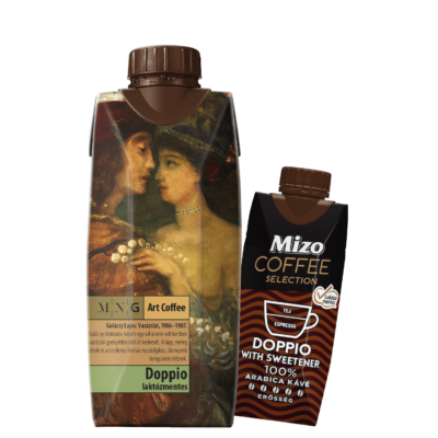 Mizo Coffee Selection Doppio laktózmentes UHT 330ml