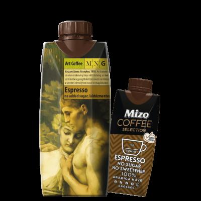 Mizo Coffee Selection Espresso laktózmentes UHT 330ml