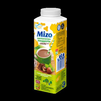 Mizo Mogyoró-csokoládé ízű tej laktózmentes 450ml