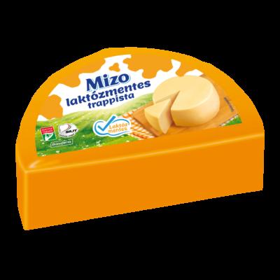 Mizo Trappista sajt laktózmentes eg. 700g