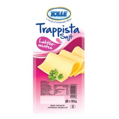 Tolnatej Trappista sajt laktózmentes szeletelt vg.125g