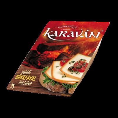 Savencia Karaván sajt szeletelt 125g