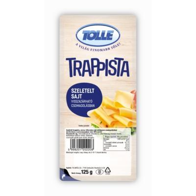 Tolnatej Trappista sajt szeletelt vg. 125g