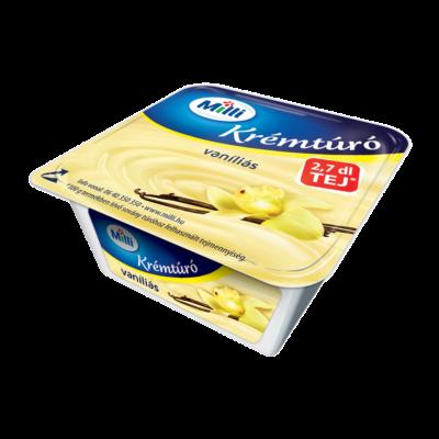 Friesland Milli krémtúró vaníliás 90g