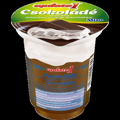 Mizo Update puding habbal csokoládé 125g