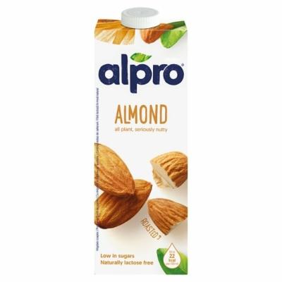 Danone Alpro Mandulaital cukormentes 1l
