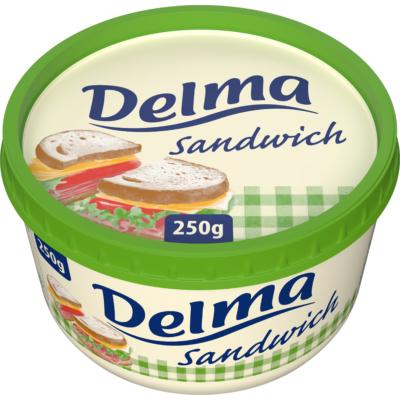 Upfield Delma szendvics margarin 250g